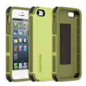 תמונה של DualTek Extreme Shock Case for iPhone 5S/5 - Fern Green (Matte) Pure Gear