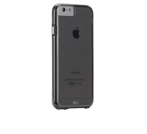תמונה של NAKED TOUGH CASE for iPhone 6 SMOKE/BLACK Case mate