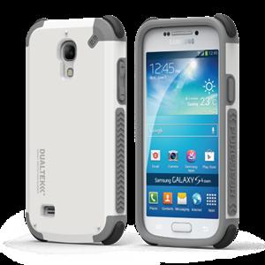 תמונה של DualTek Extreme Shock Case for Samsung Galaxy S4 Mini - Arctic White (Glossy) Pure Gear
