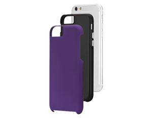 תמונה של TOUGH CASE for iPhone 6 PURPLE/BLACK Case mate