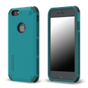 תמונה של DualTek Extreme Shock Case for iPhone 6 - Caribbean Blue (Matte) Pure Gear