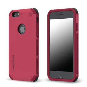 תמונה של DualTek Extreme Shock Case for iPhone 6 - Radiant Orchid (Glossy) Pure Gear