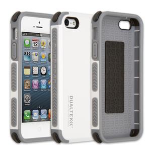 תמונה של DualTek - White - iPhone 5s/5c Pure Gear
