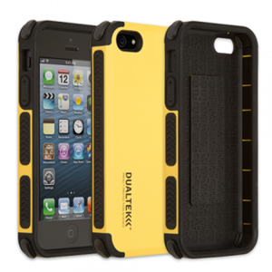 תמונה של DualTek Extreme - Yellow - iPhone 5s/5c Pure Gear