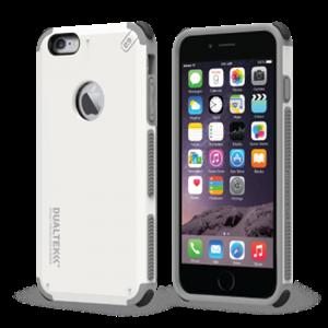 תמונה של DualTek White iPhone 6 Plus+ Pure Gear