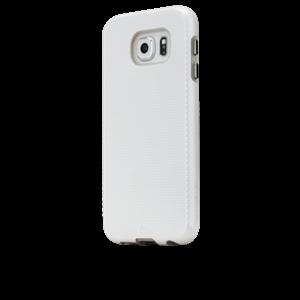 תמונה של Tough Case for Samsung Galaxy S6 -white+ Case mate