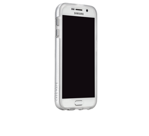 תמונה של Tough Case for Samsung Galaxy S6 -silver Case mate