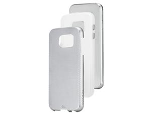 תמונה של Tough Case for Samsung Galaxy S6 -silver Case mate