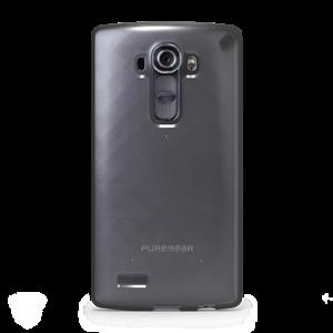 תמונה של Slim Shell LG G4 Clear/black Pure Gear