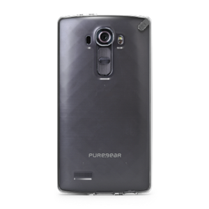 תמונה של Slim Shell LG G4 Clear Pure Gear