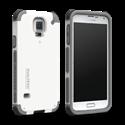 תמונה של DualTek Galaxy S5 - Arctic White Pure Gear