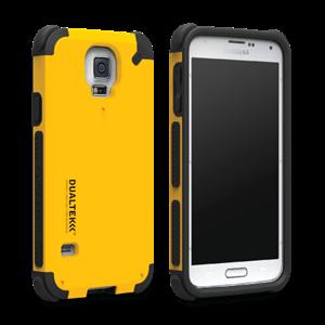 תמונה של  DualTek Galaxy S5 - Kayak Yellow Pure Gear