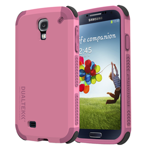 תמונה של Dualtek Galaxy S4 Simply Pink Pure Gear