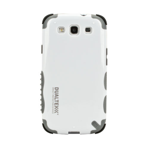 תמונה של DualTek Case - White - Galaxy S3 Pure Gear