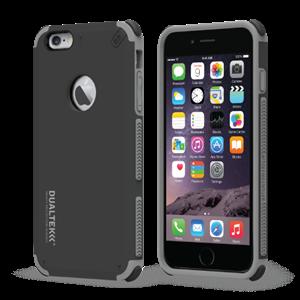 תמונה של DualTek Black iPhone 6 Plus Pure Gear