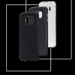 תמונה של Tough Case for Samsung GALAXY S6 - Black Case mate