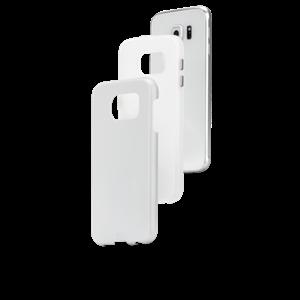 תמונה של Tough Case for Samsung Galaxy S6 -white Case mate