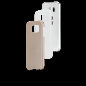 תמונה של Tough Case for Samsung Galaxy S6 -Gold Case mate