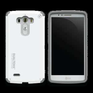 תמונה של DualTek White for LG G3 Pure Gear