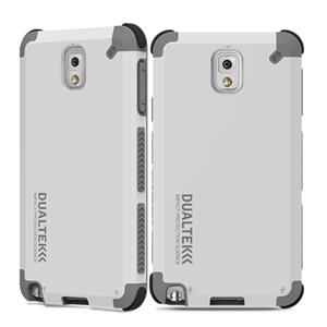 תמונה של DualTek White for Galaxy Note 3 Pure Gear