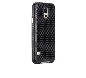 תמונה של EMERGE CASE for Samsung GALAXY S5 BLACK Case mate