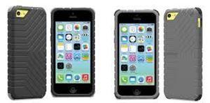 תמונה של GripTek iphone 5c - Gray Pure Gear