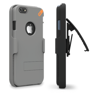תמונה של HIP Case Clip iPhone 6- 4.7 - Gray Pure Gear