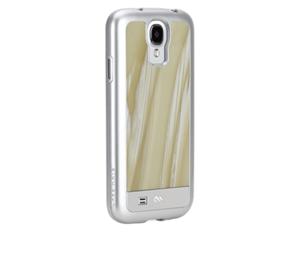 תמונה של Case-Mate Acetates S4 - White Horn Case mate