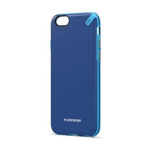תמונה של Slim Shell Blue iPhone 6 Pure Gear