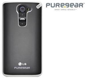 תמונה של Slim Shell - Coconut Jelly (Clear) - LG G2 Pure Gear