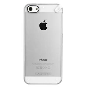 תמונה של Slim Shell - Coconut Jelly (Clear) - iPhone 5 Pure Gear