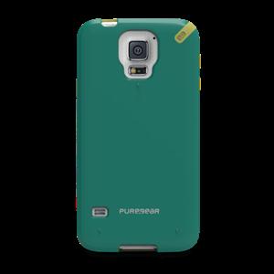 תמונה של Slim Shell Galaxy S5 - Green Pure Gear