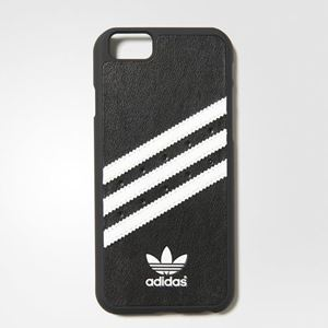 תמונה של Adidas Basics Moulded Case for Apple iPhone 6 Plus - Black/white אדידס