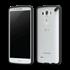 תמונה של Slim Shell Licorice Clear/black LG G3 Pure Gear