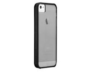 תמונה של Case-Mate Haze iPhone 5S - Black Case mate