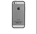 תמונה של Case-Mate Hula Bumper iPhone 5S - Black Case mate