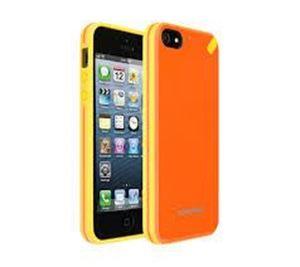 תמונה של Slim Shell - Mandarin Orange - iPhone S5 Pure Gear