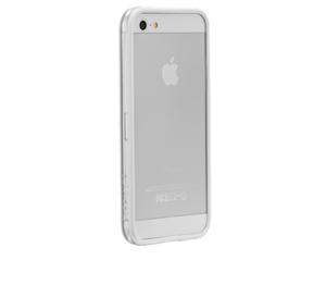 תמונה של Case-Mate Hula Bumper iPhone 5s - White Case mate