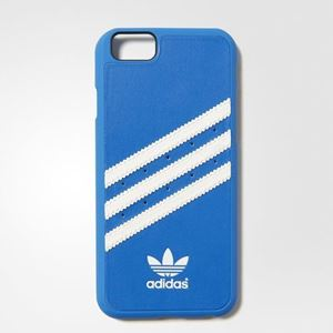 תמונה של Adidas Basics Moulded Case for Apple iPhone 6 - Blue/White אדידס