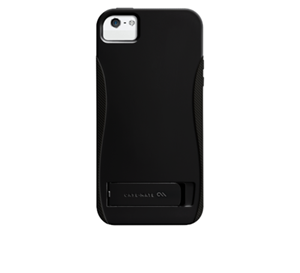 תמונה של Case-Mate Pop iPhone 5S Black Case mate