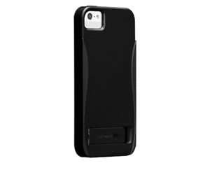 תמונה של Case-Mate Pop iphone 5/5s - Black/Grey Case mate