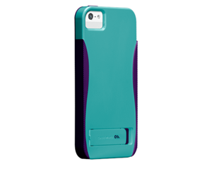 תמונה של Case-Mate Pop iPhone 5S Blue\Purple Case mate