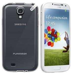 תמונה של Slim Shell Galaxy S4 Coconut Jelly Pure Gear