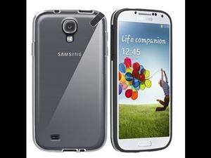 תמונה של Slim Shell Galaxy S4 Licorice Jelly Pure Gear