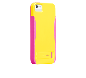 תמונה של Case-Mate Pop iphone 5/5s - Yellow/Pink Case mate