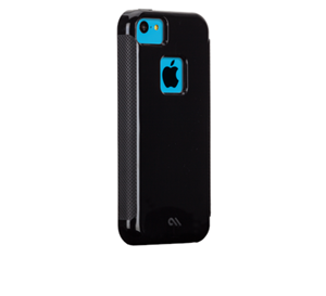 תמונה של Case-Mate POP iphone 5c - Black/Black Case mate