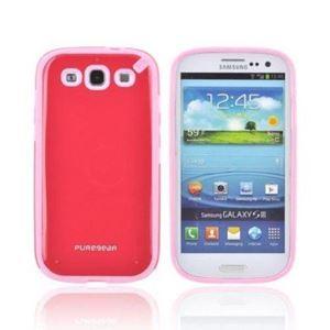 תמונה של Slim Shell Strawberry Galaxy S3 Pure Gear