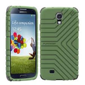 תמונה של GripTek Galaxy S4 Green Pure Gear